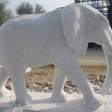 石雕大象3