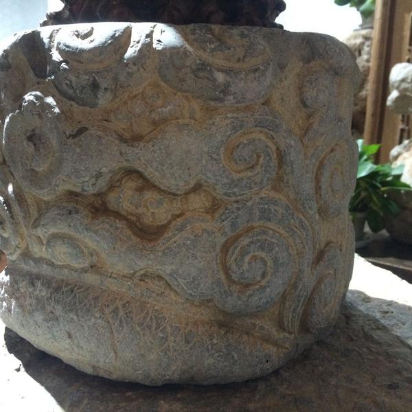 石雕龙柱4