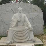 东方人物雕塑3
