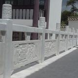 24孝图石栏杆1